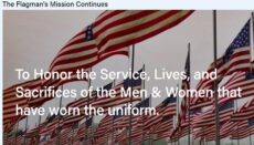 Flagmans Mission Continues website