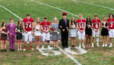 Gallatin High School Homecoming King and Queen 2021 article header photo