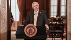 Governor Mike Parson (Photo courtesy Missouri Governor's office