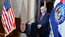 Governor Parson photo courtesy Governor's office