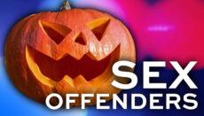 Halloween Sex Offenders News Graphic