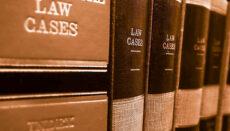 Missouri Law Books or legal brief news graphic