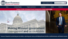 Missouri State Treasurer Scott FItzpatrick website