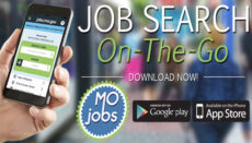 MoJobs Connect mobile app for cellphones