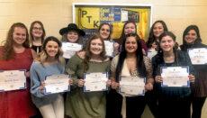NCMC Students inducted into Phi Theta Kappa fall 2021