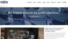 National School Boards Association website