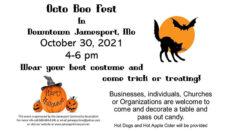 Octo Boo Fest Jamesport 2021