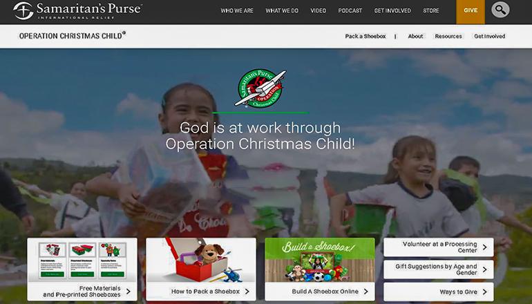 Not Dated Samaritan's Purse Website 2021