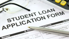 Student Loan Application (Photo by Nick Youngson via Creative Commons)