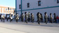Trenton Bulldog Marching Band Mo Day Parade 2021